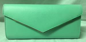 Mint envelope bag