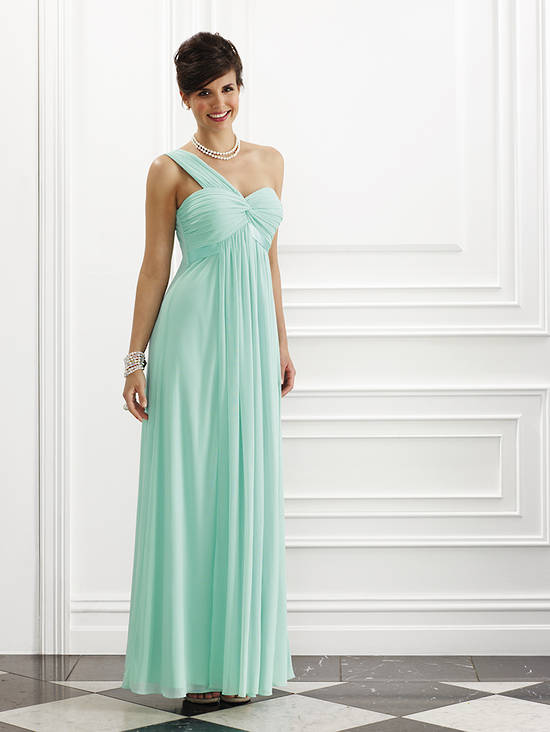 Grecian gown/ bridesmaids and special occasion/ Park Avenue Fashions