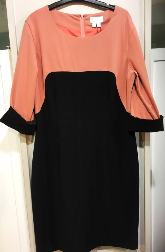 Two tone dress with a 3/4 sleeve - ON SALE